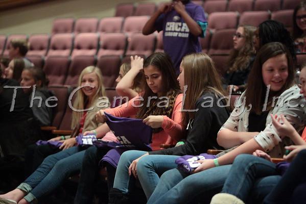 CHCA 2014 MS 8th Grade Visit to MSL 10.13