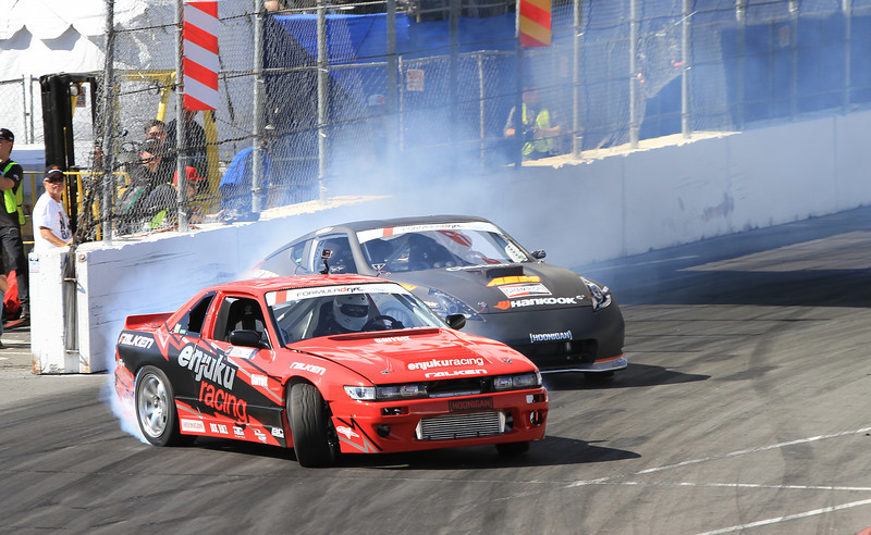 Formula Drift Series - Long Beach '14