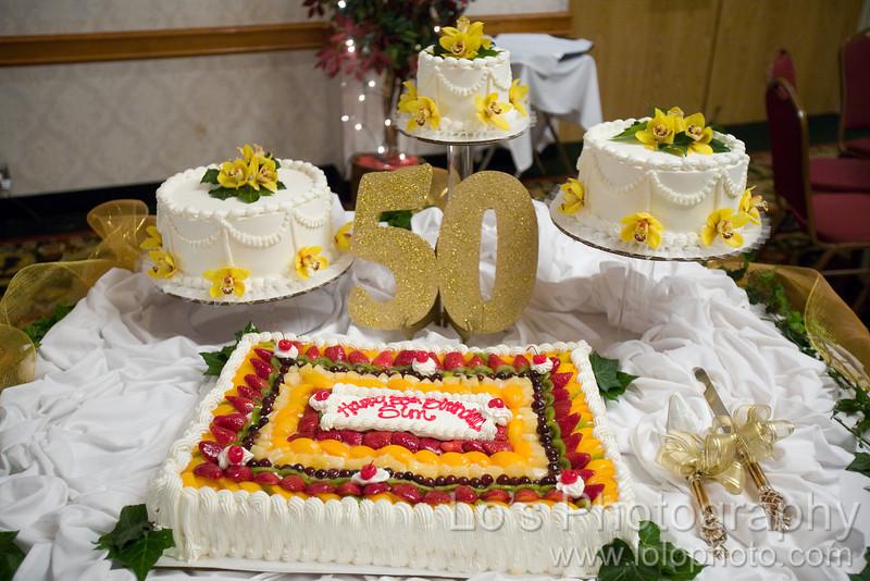 Sim's Surprise 50th Birthday Party