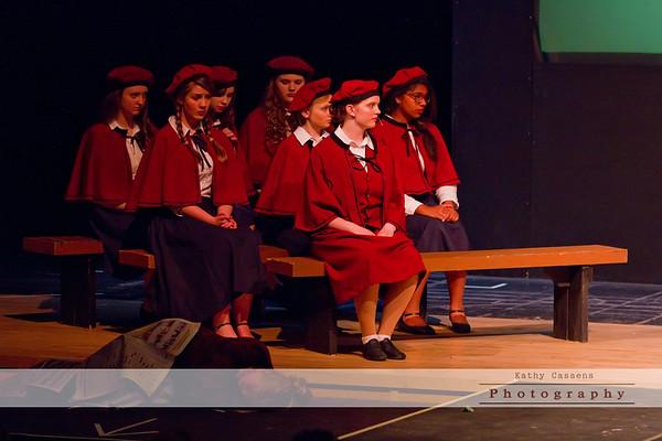 Act 2 - Scenes Five, Six, Seven