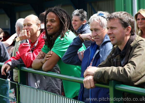 Totton & Eling 0 Blackfield & Langley 2 - Wessex League - 4/5/13