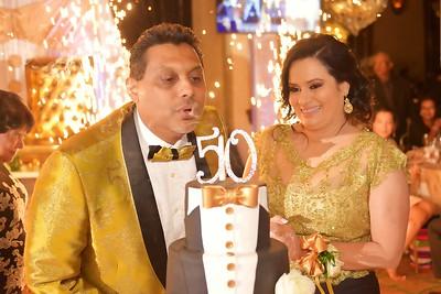 Naresh's Grand 50th Birthday Celebration