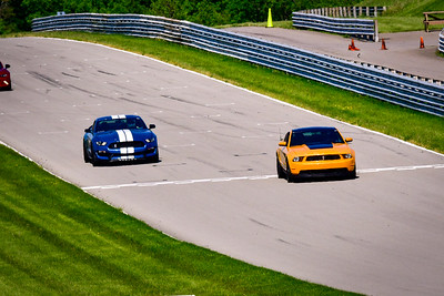2021 SCCA TNiA Pitt May 20 Int Blue Mustang Shelby