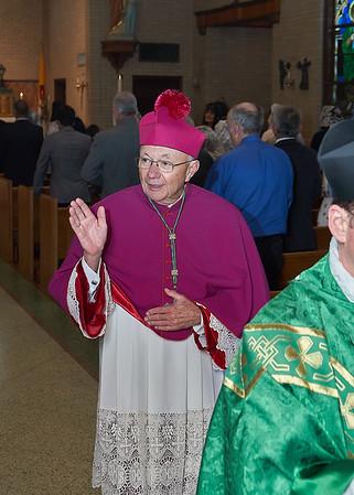 2018 Latin Mass with Bishop Deshotel