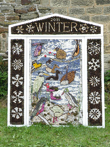 Brackenfield Well Dressing