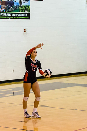 Volleyball: Heritage 3, Woodgrove 0 by Tim Gregory on November 1, 2017
