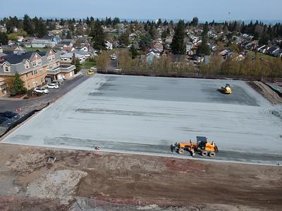 Turf Field Construction