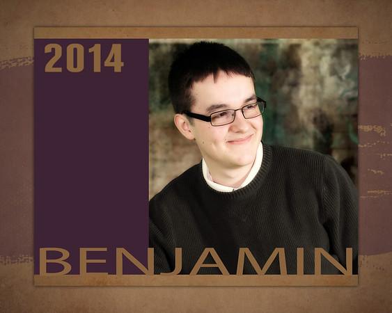 Benjamin Senior Pictures