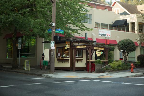 Sunny Day Coffee Portland