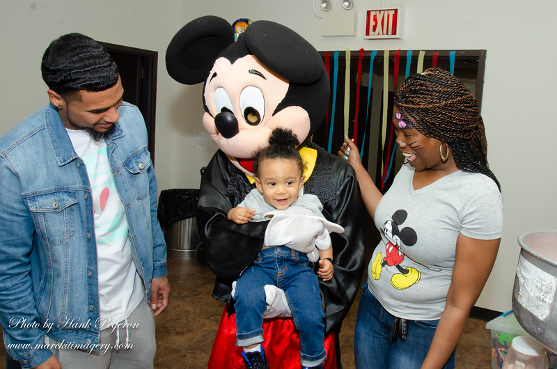 Camryn's First Birthday Day Party