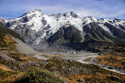Te Anau to Mount Cook National Park
