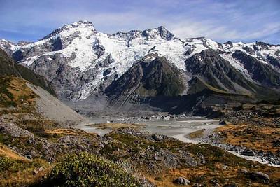 Te Anau to Mount Cook National Park