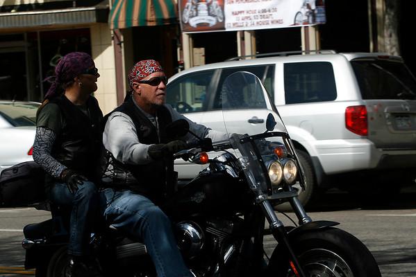 Durango Motorcycle & Classic Car Parade
