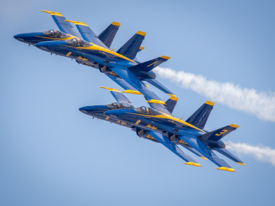 Blue Angels - Kansas City 2015