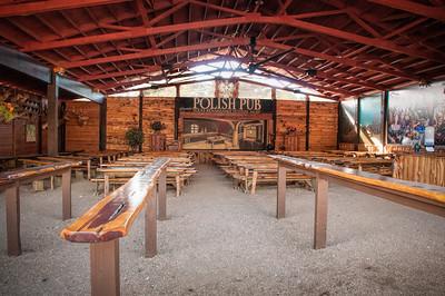 Polish Pub At The Texas Renaissance Festival