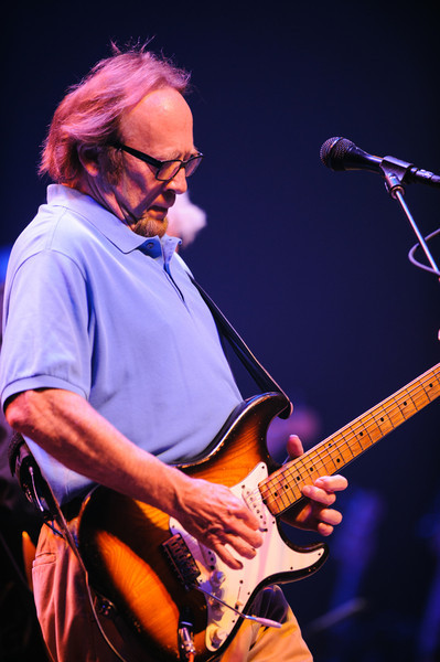 Stephen Stills of Crosby, Stills, & Nash performs on September 30 at Ruth Eckerd Hall in Clearwater, Florida.