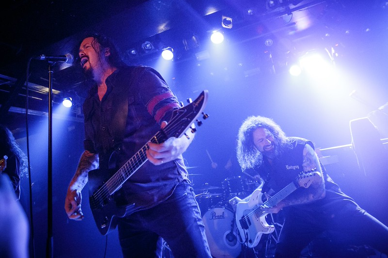 Evergrey @ Petit Campus 2015-08-30