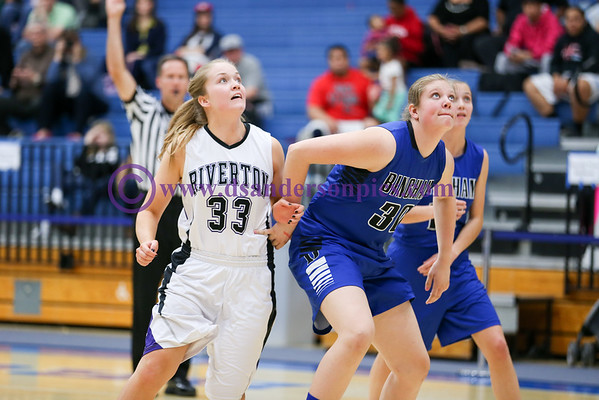 2015 02 16 BINGHAM VS RHS GIRLS BBALL PLAYOFF GAME