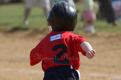 Coach Todd Crowley *T1-RED* 3 Yrs Old