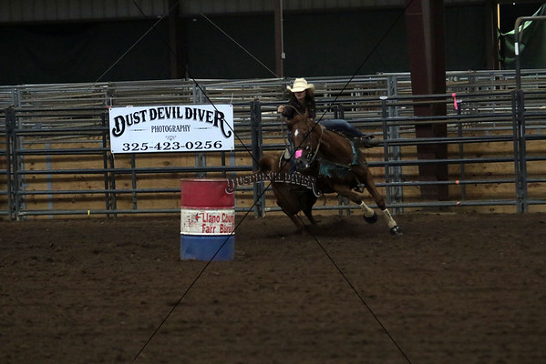 Thursday Slack Barrel Racing