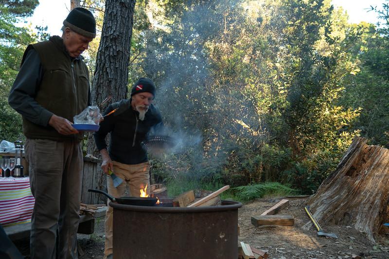 Men-Folk Cooking
