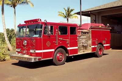 KAUAI FIRE DEPARTMENT