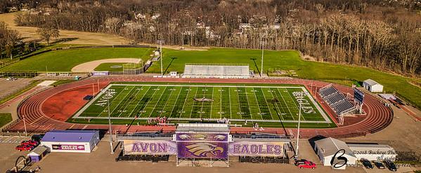 20180430 - Avon Eagles JV Boys Lacrosse @ Joe Firment Stadium vs Mentor