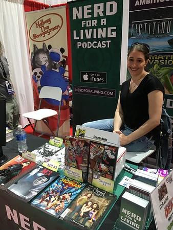2017 - Comic-Con, San Diego