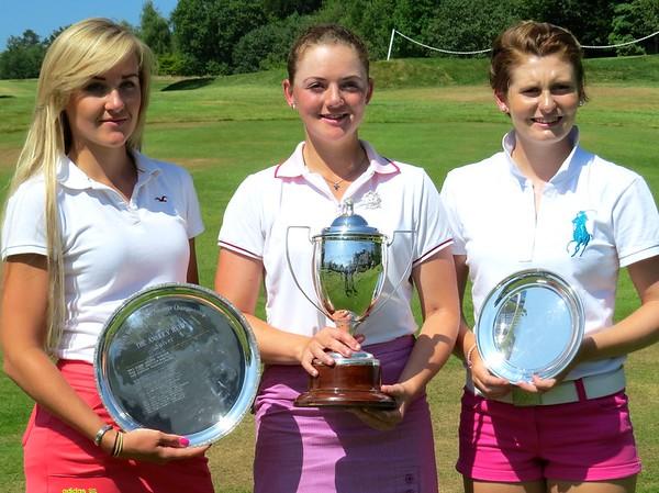 Scottish Golf - Ladies and Girls