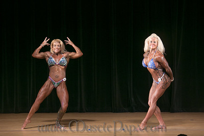 Womens' Physique Division