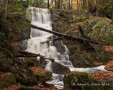 Wilson Falls - Fitzwilliam, NH