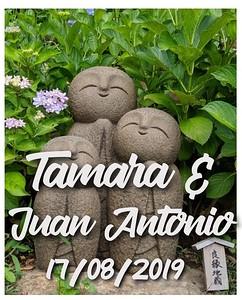 Tamara & Juan Antonio 17-08-2019