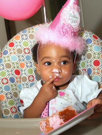 Brooklyn's 1st Princess Birthday Ball