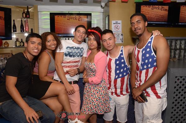Flashy Friday Envy july 4th