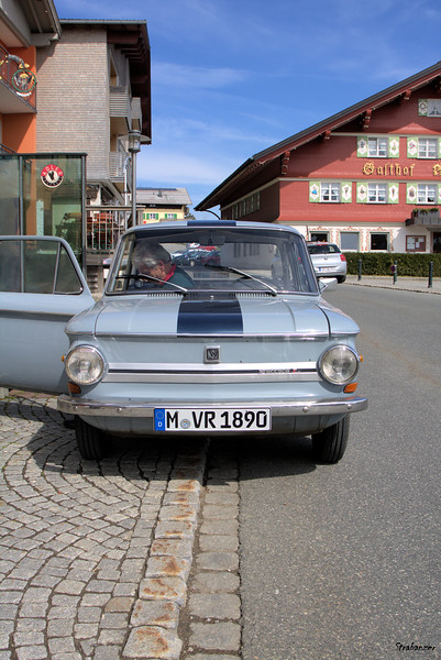 Sulzberg, Vorarlberg, Austria, 04/06/20199
