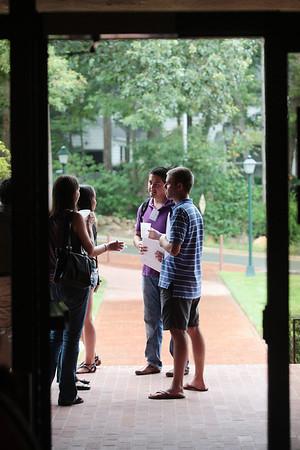 UNC Law School Orientation 2012