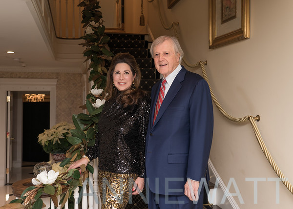 Dec 17, 2019 Bill and Ann Van Ness host Holiday Party