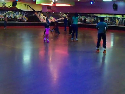 VIDEOS Annual Black Love Skate Party