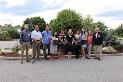 2021 Rutland Area Medical Staff Scholarship Recipients