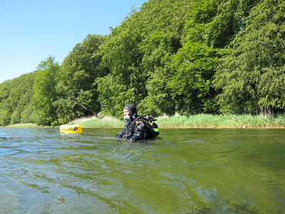 20110604 Dive, Kollund Mole
