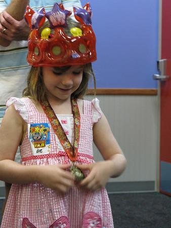 2011/08 - Zadie's Sixth Birthday