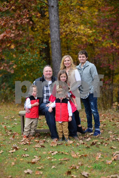 The Littleton Family (fall 2018)