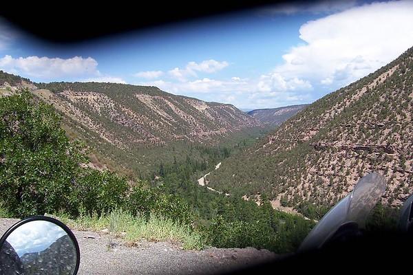 ADVRider Wild West Tour to Ouray