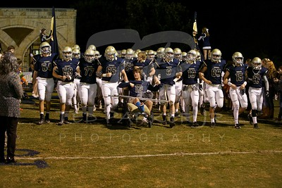 2013-11-09 Senior Night Football