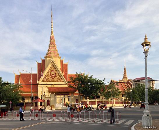Phnom Penh, 2012
