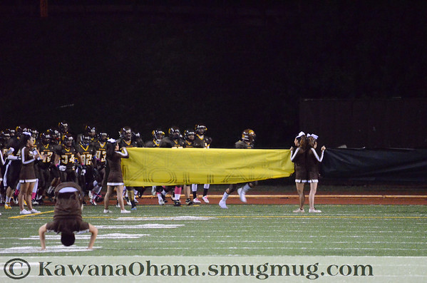 VFB Mililani vs Campbell 2nd Half 2012