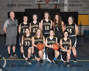 Nauset G JV Basketball Team and Roster 2918-2019