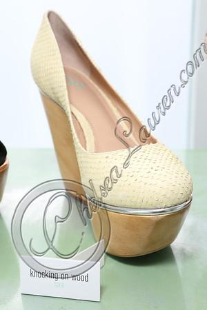 Chloe Green Unveils Topshop Shoe Line