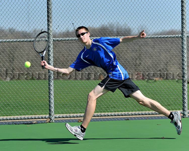 Tennis 2009-2010