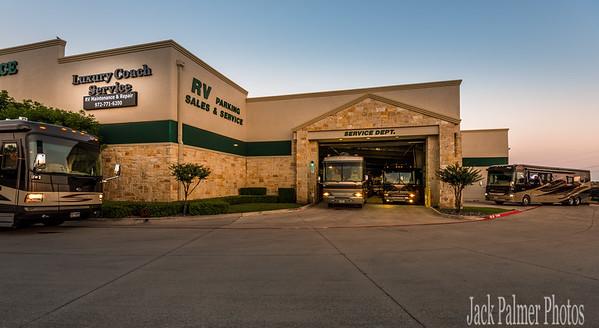 Luxury Coach Service 2015